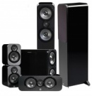Q3000 Cinema Pack (Black Lacquer, Black Leather, White Lacquer)