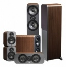 Q3000 Cinema Pack (American Walnut, Matte Graphite)
