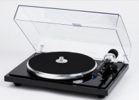 Горячая распродажа EAT B-Sharp + 9'' tonearm + dust cover (black)